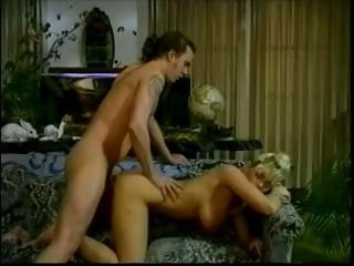 Classic porn scenes with vintage star Samantha Rock hard getting fucked