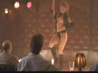 Sima Fisher Pole Dancing