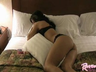 Raven Riley on the Phone