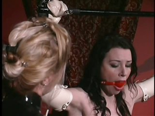 Submissive Anastasia Pierce Gets Tortured By Evil Mistress Nicolette