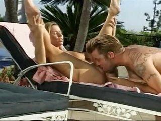 Pornstar Tabitha Stern fucked hard outdoors