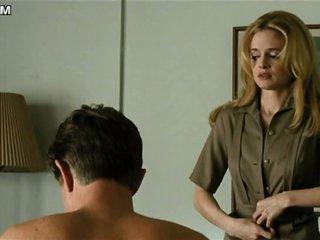 Stunning Babe Heather Graham In Hot Underware - Scene From 'Bobby'