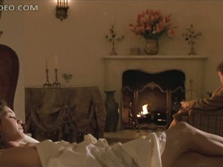Sexy Diane Lane Waking Up After a Long Night of Pure Sex