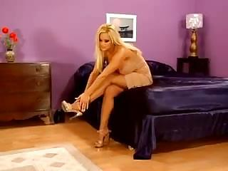 Shyla Stylez Cock Teasing Pantyhose