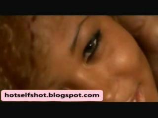 Charming busty ebony Love4Dream