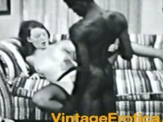 Vintage Interracial - 1st BBC ever?