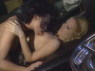 Erotic three-some