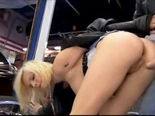 Tarra White leather boots hardcore anal sex