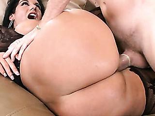 Posing previous to sexy fucking