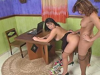 Marjorie Romao ladyboy bonks lady episode