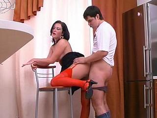 Gwendolen&Adam attractive nylon clip