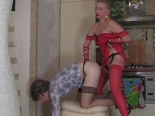 Minna&Tobias dong sissysex clip