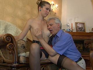 Cecilia&Caspar beauty and daddy movie