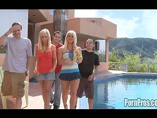 Jessica Lynn's after school little cum fest!