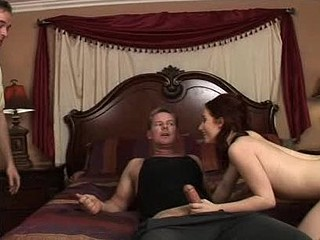 Pumping iron is one of Cameron's beloved activities. Pumping dong is likewise a favourite hobby of hers, much to her spouse's chagrin. After a hard day at the gym, Cameron just wants to bring home a hard-bodied, muscle-bound fuck machine to fill her each