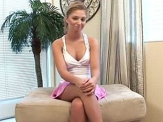 Jaelyn is our peppery sexy blond nubile, get a glimpse at her sultry pink cum-hole.