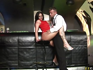 Simony Diamond Doing Arse To Mouth In Hardcore Anal Sex Vid