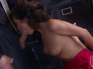 Kirsten Price Screwed Hard By Her Boss In The Office
