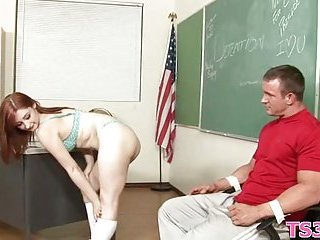 College girl the first sex with a mature man