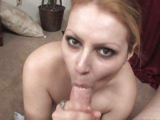 Sexy hawt hottie shows her big bouncy fun bags